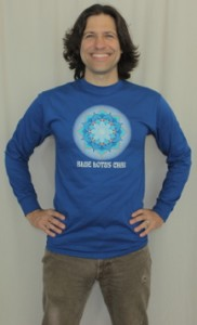 Blue Lotus Chai Unisex Long Sleeve Tee