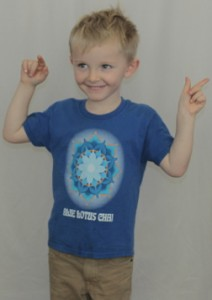 Blue Lotus Chai Youth Tee