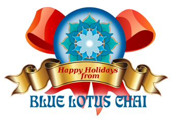Happy Holidays From Blue Lotus Chai!