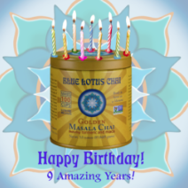 Blue Lotus Chais 9th Birthday February 10th 2019