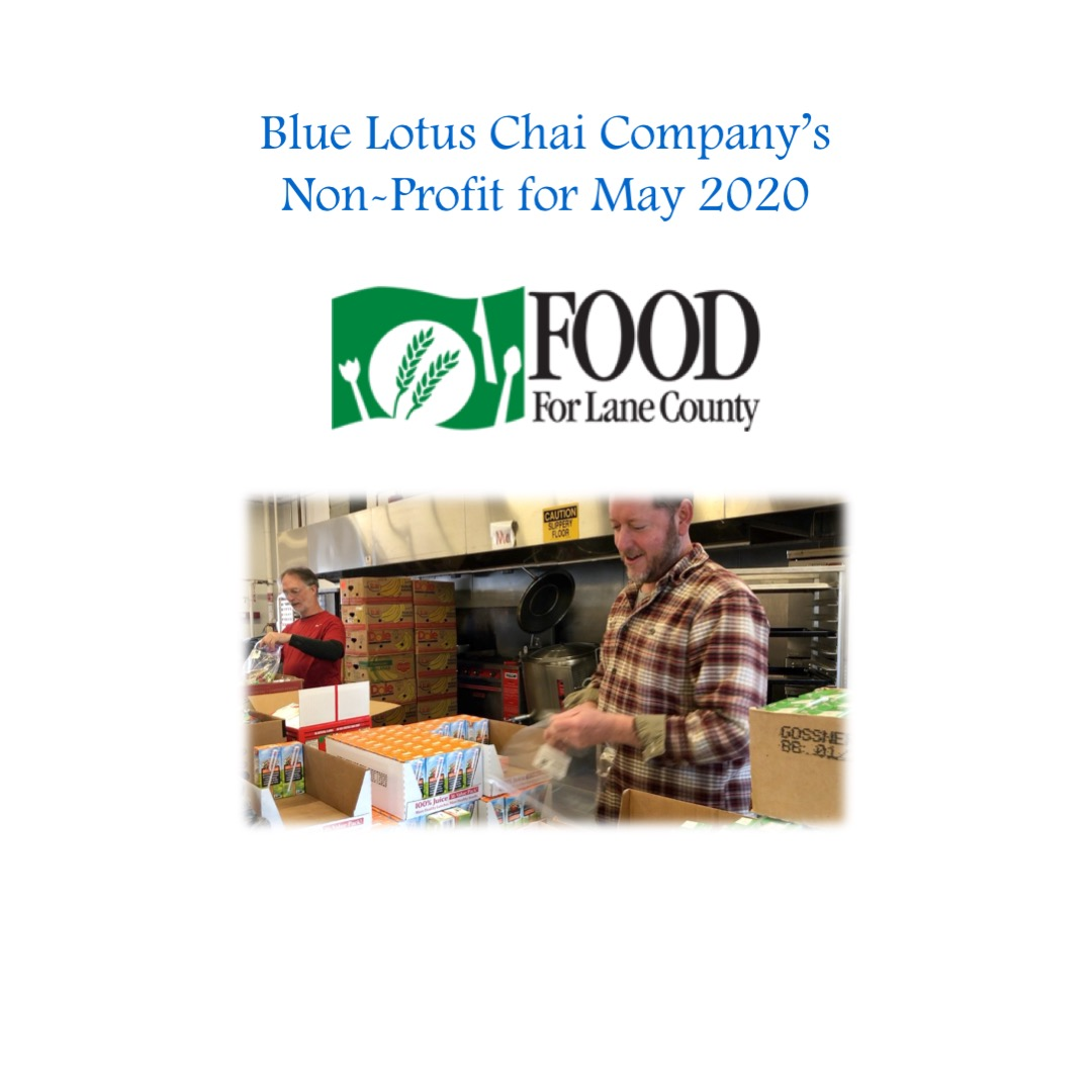 Non-Profit of The Month - June - Food For Lane County