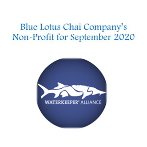 Non-Profit of The Month - September - Waterkeeper Alliance