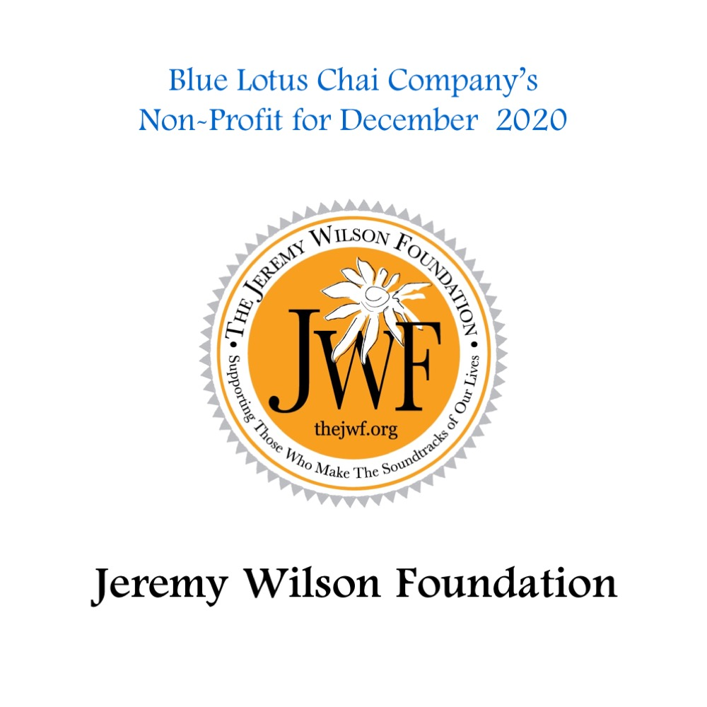 Non-Profit of The Month - December - Jeremy Wilson Foundation